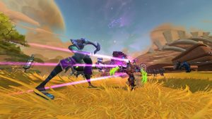 WildStar Free to Play Meuchler