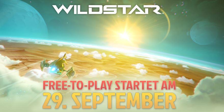 Ab dem 29. September ist WildStar Free2Play - wer kehrt zurück?
