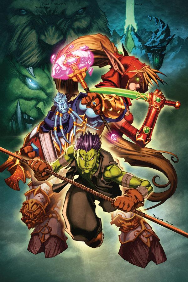 Viele Infos zu Med'an und Valeera Sanguinar gibt es nur in den offiziellen Warcraft-Comics.