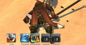 blade and Soul combat 2 stun
