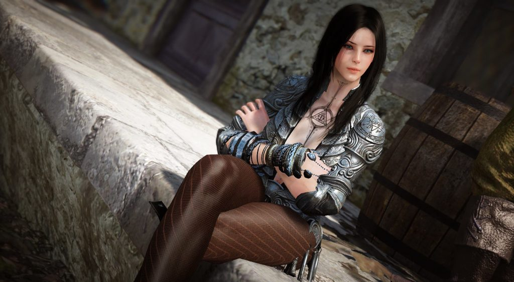 Black Desert Sorceress