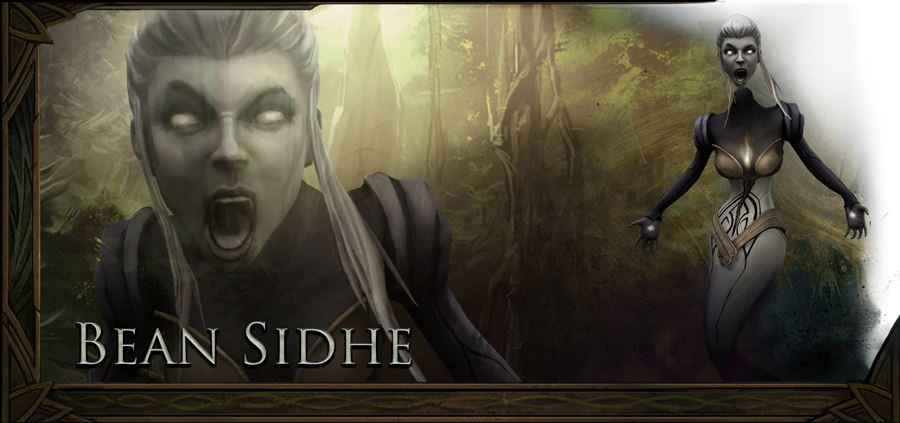 Camelot Unchained Bean Sidhe