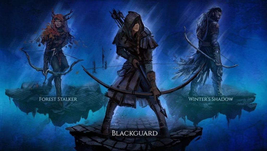 Camelot Unchained Stealth Klassen