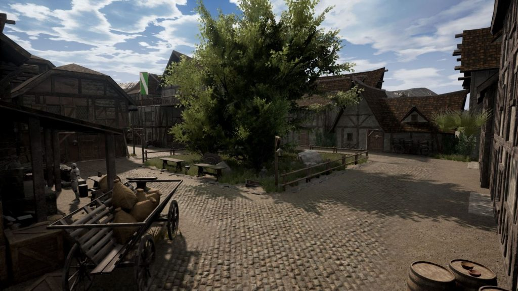 Chronicles of Elyria Markt