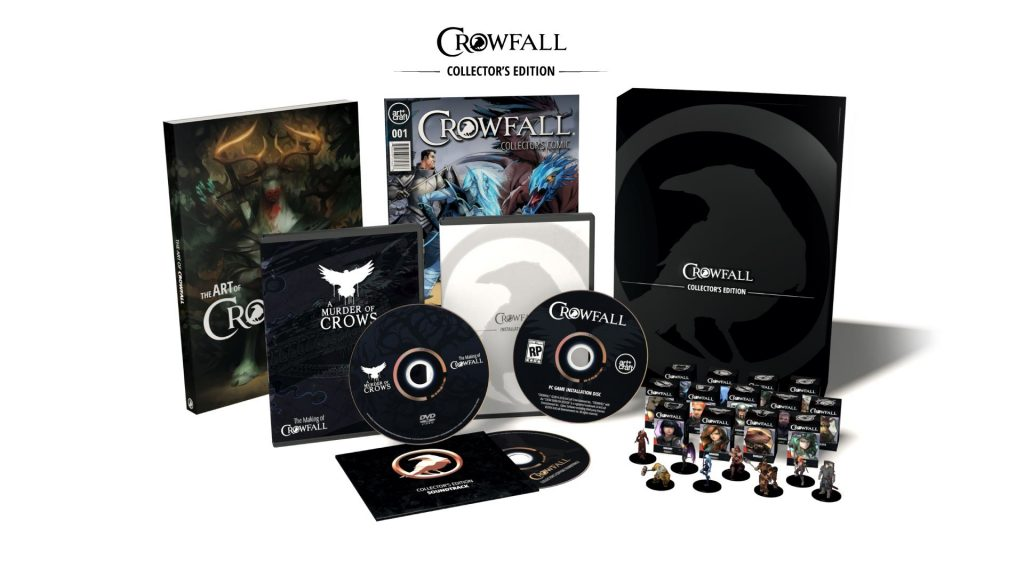 Crowfall Collectors Edition
