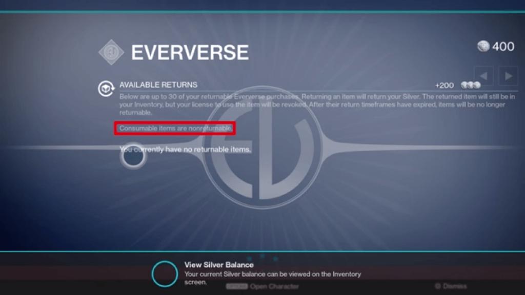 Destiny-Eververse