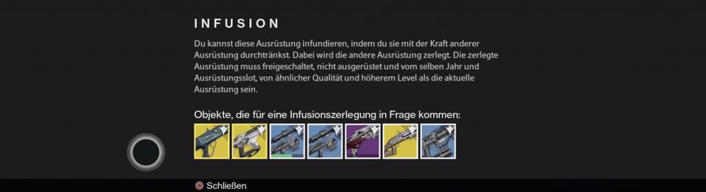 Destiny-Infusion