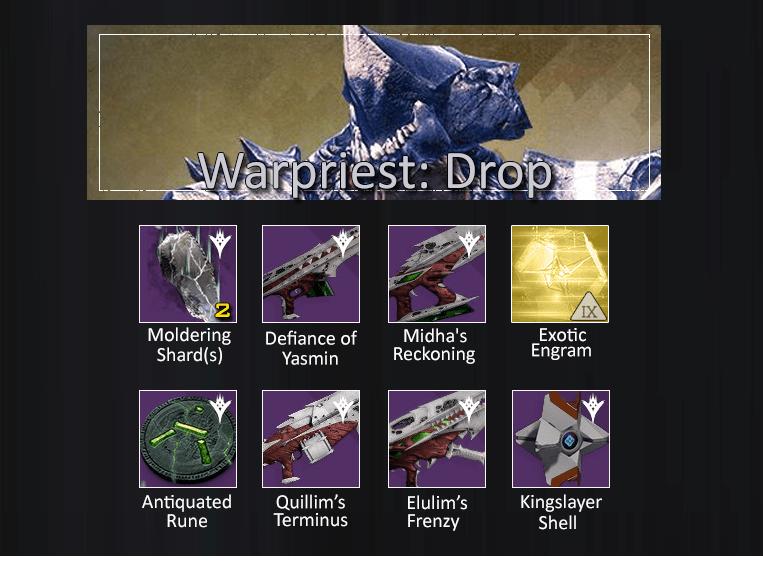 Destiny-Kriegspriester