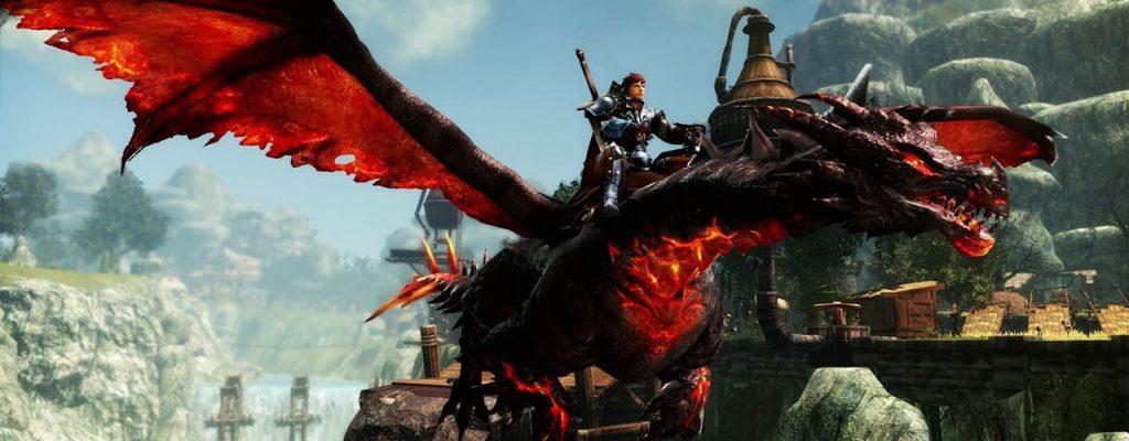 Dragon's Prophet ist aus dem Winterschlaf zurück – Patch behebt massig Fehler