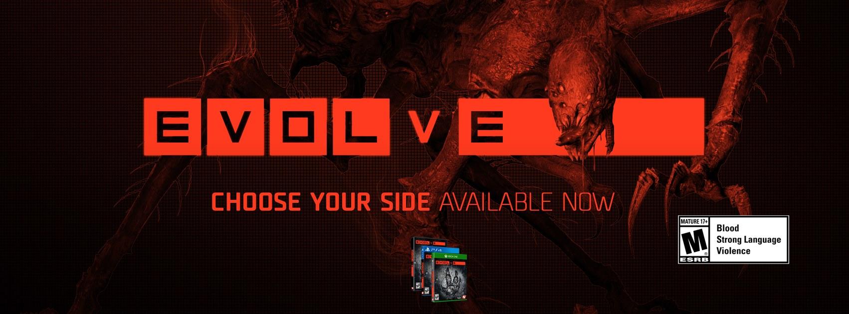 Evolve Gorgon Available