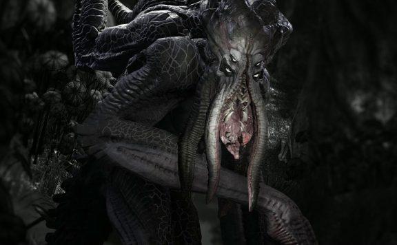 Evolve Kraken