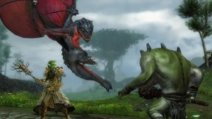 GW2 Guild Wars 2 HoT_09_2015_Wyvern