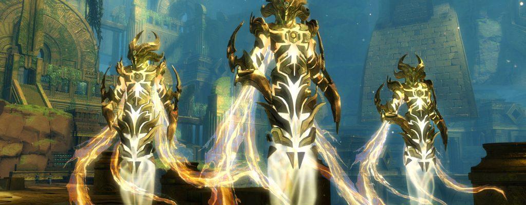 Guild Wars 2: Nächste Erweiterung kommt! Leak zeigt Mounts & Zonen aus GW1