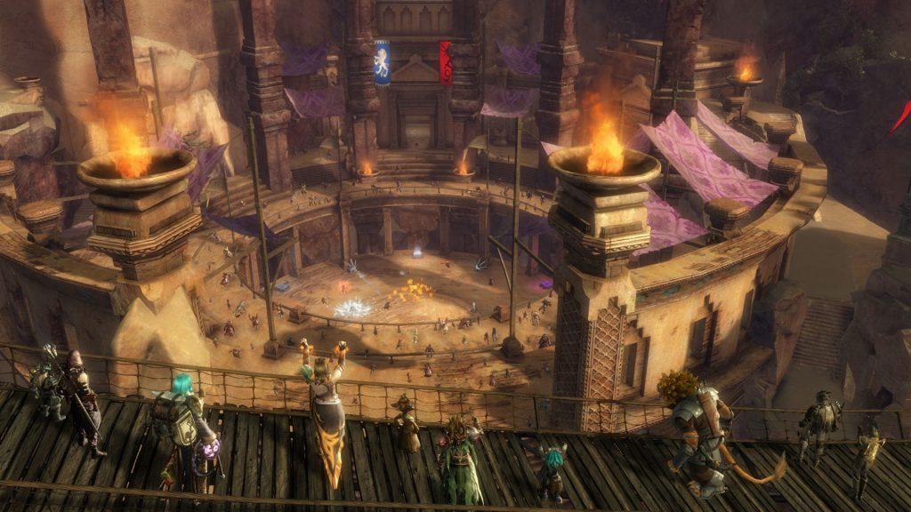 Guild Wars 2 Gildenhallen Arena 23