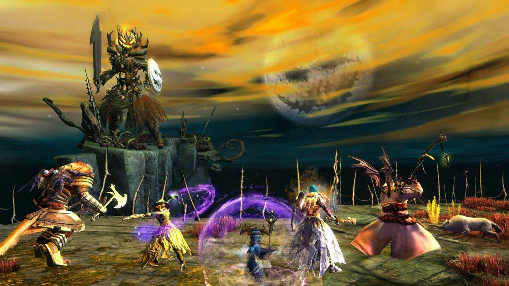 Der König Thorn will die Spieler wieder leiden sehen - und die wollen im Gegenzug nur seine Beute.