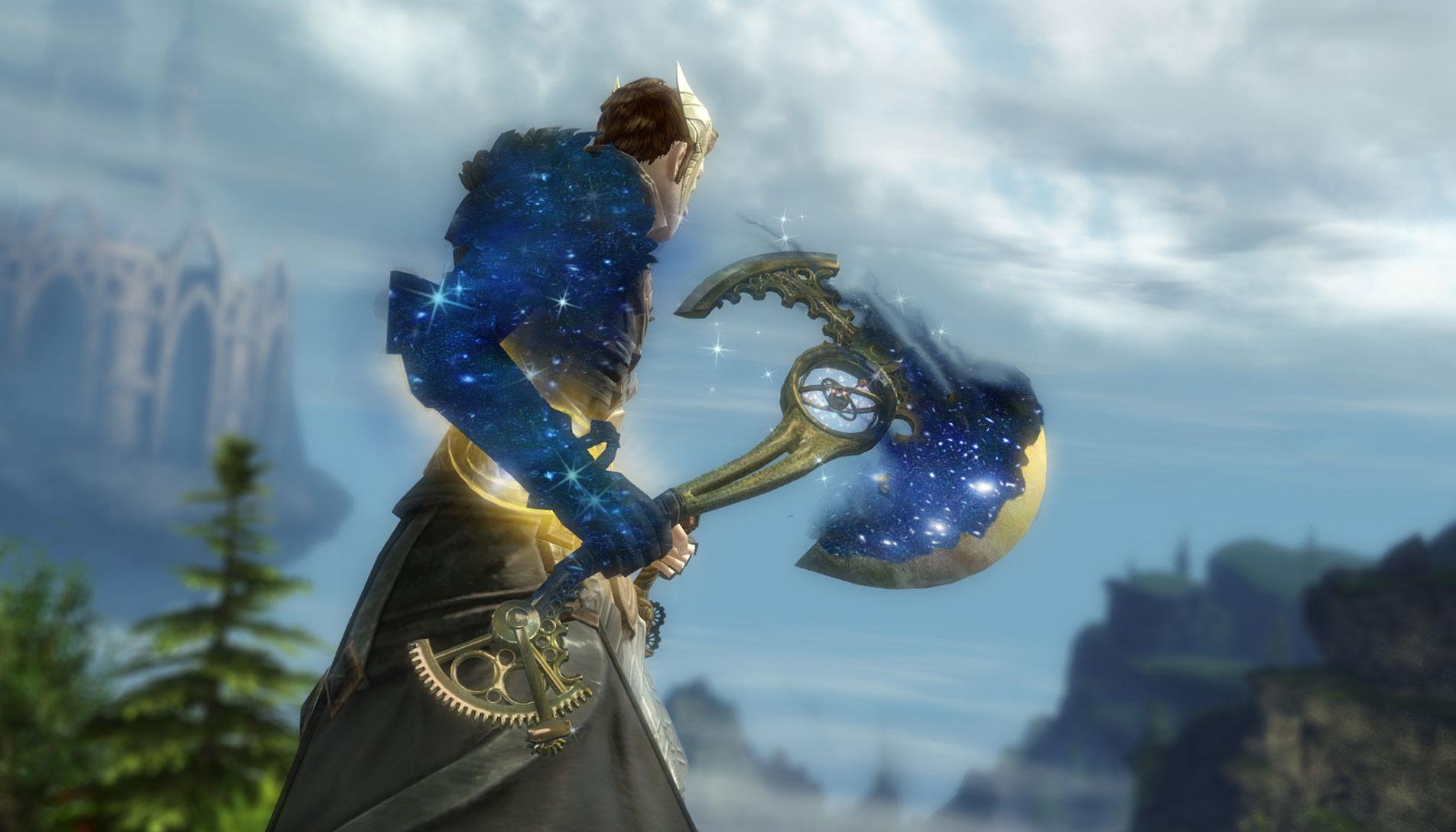 Astralaria klingt zwar wie ein Elfenname, ist aber die Himmelsaxt.