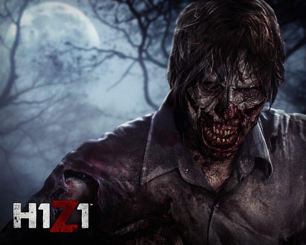 H1Z1-Zombie