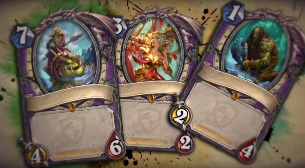 Hearthstone Tournament Header Legendaries