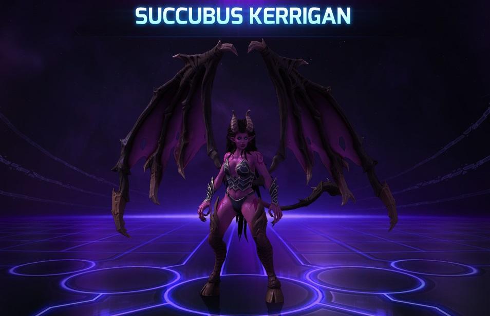 Hots Succubus Kerrigan