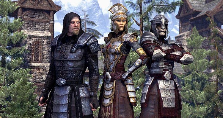 The Elder Scrolls Online: Orsinium mit Stufe 10, Instanzen mit Feinden – TESO macht's möglich