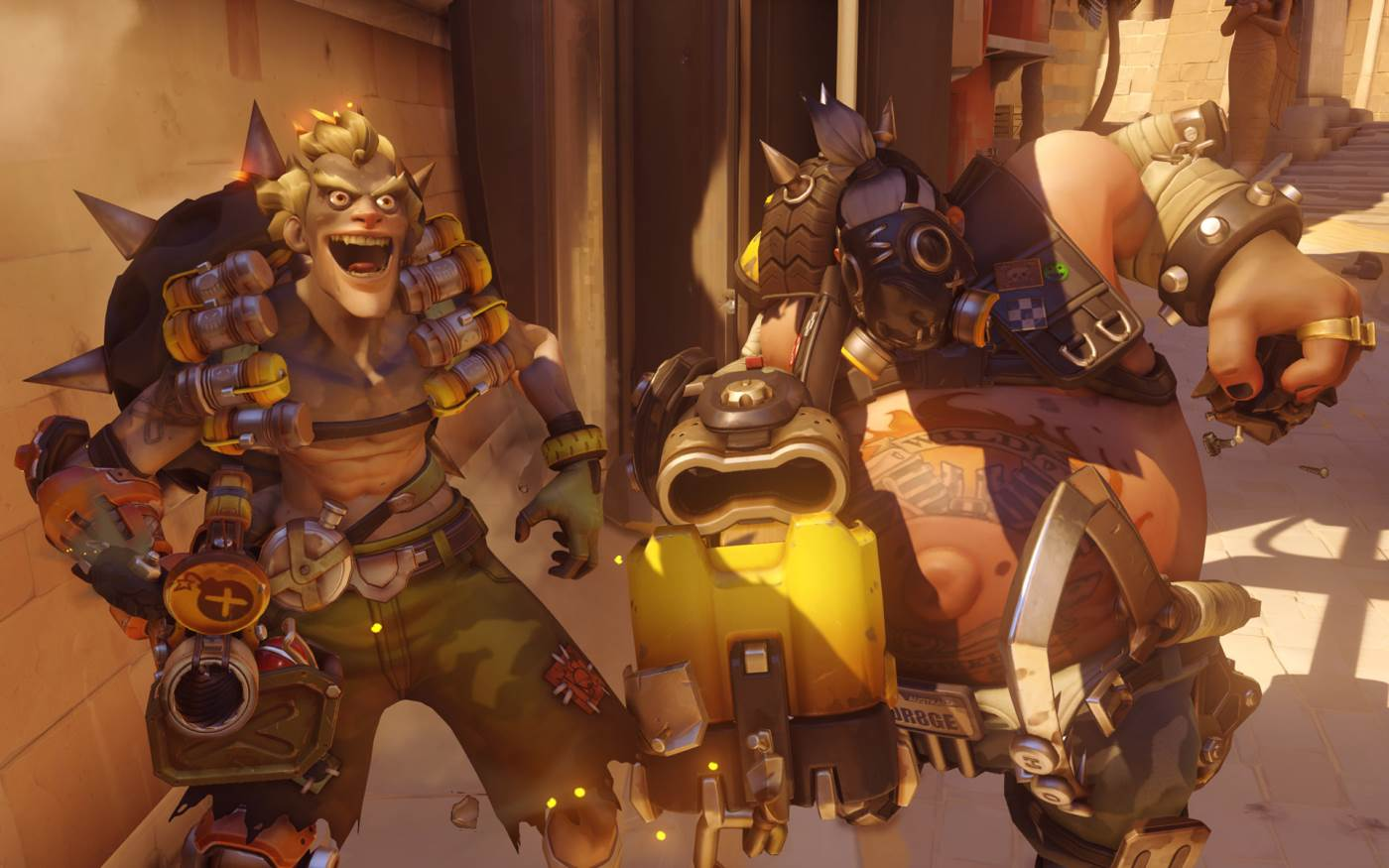 Overwatch Roadhog