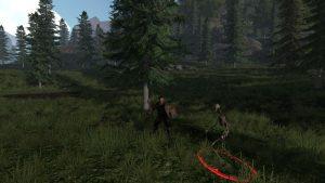 Pantheon Kampf Screenshot