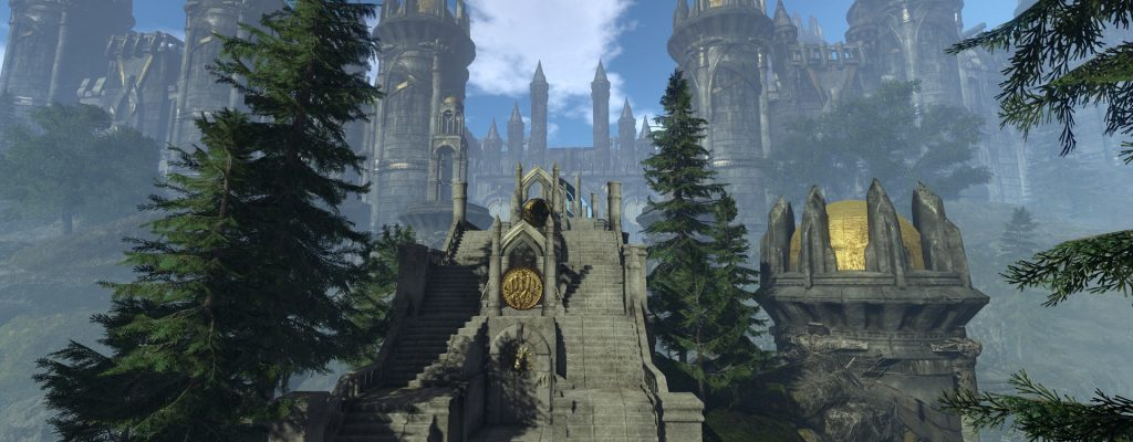 Pantheon: MMORPG nach tiefem Fall wieder auf Kurs