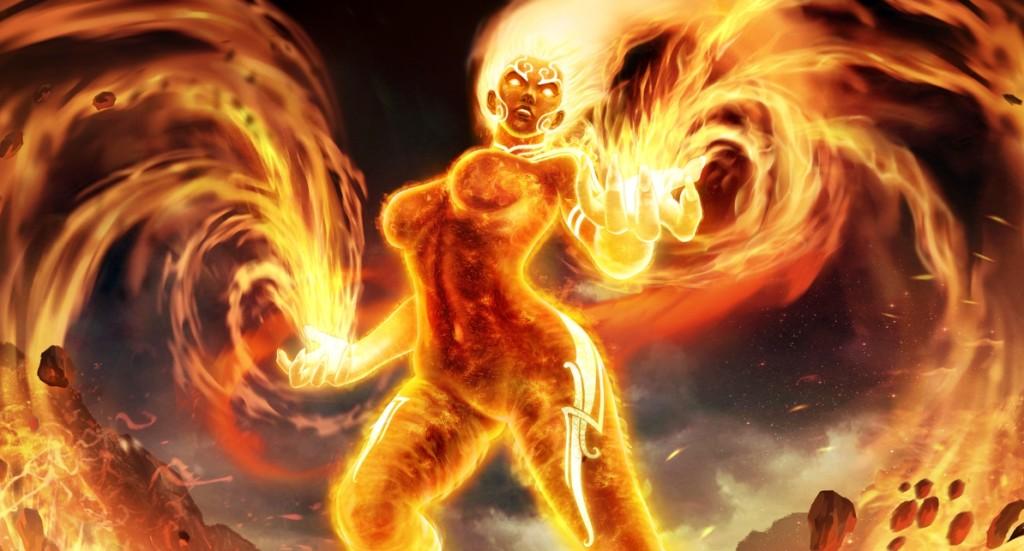 Die interessanten Götter sind für Cortyn ein Hauptgrund - neben der direkten Schultersteuerung der Helden.