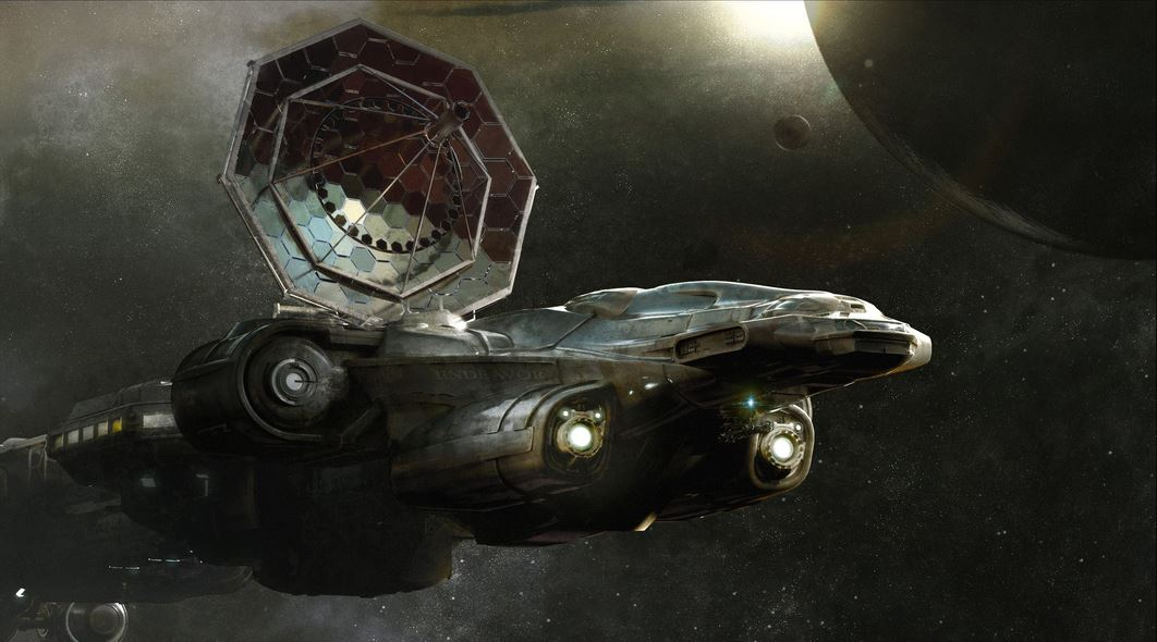 Star Citizen The Endeavor