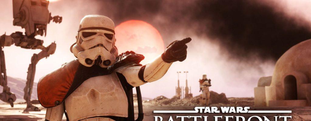 Star Wars: Battlefront – Doppelte XP fürs Valentins-Wochenende!