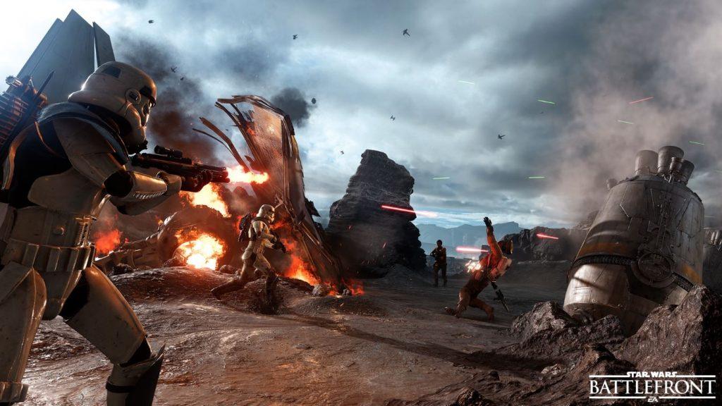Star Wars Battlefront Systemanforderungen