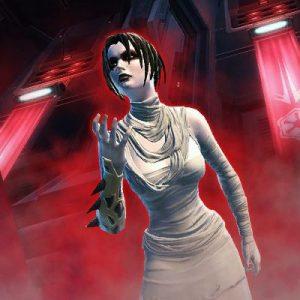 Der Zorn ist stark in einigen Spieler - perfekte Real Life-Sith.