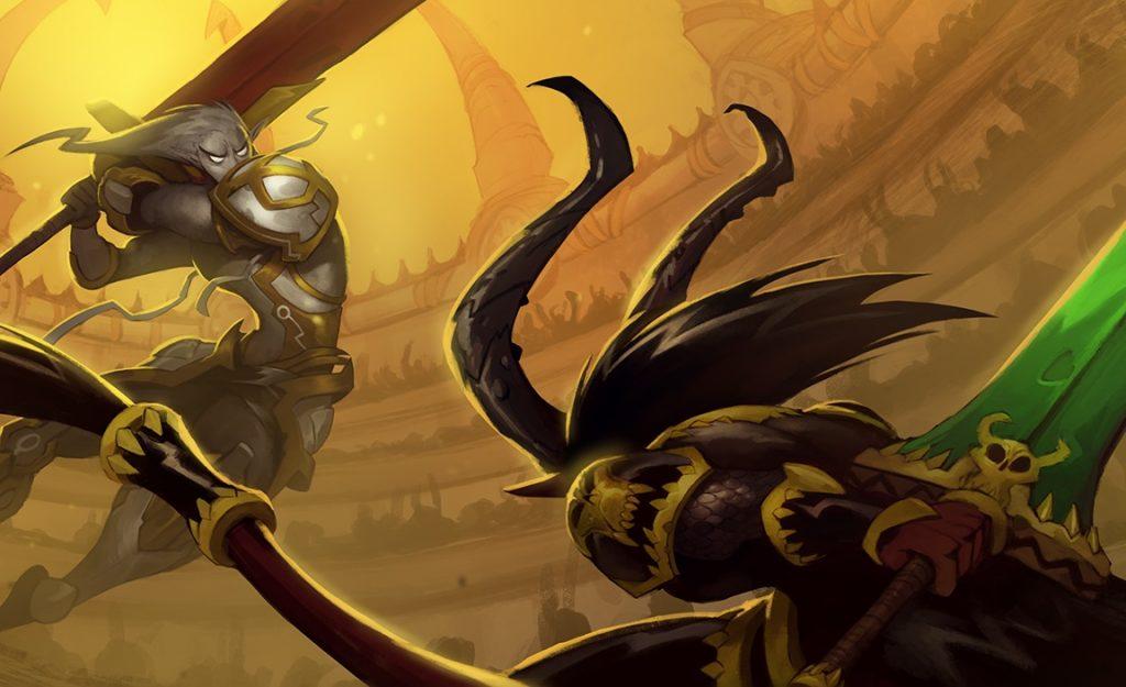 WildStar Conquest Draken