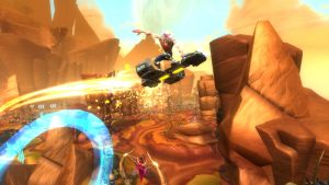Wildstar hoverboard 1