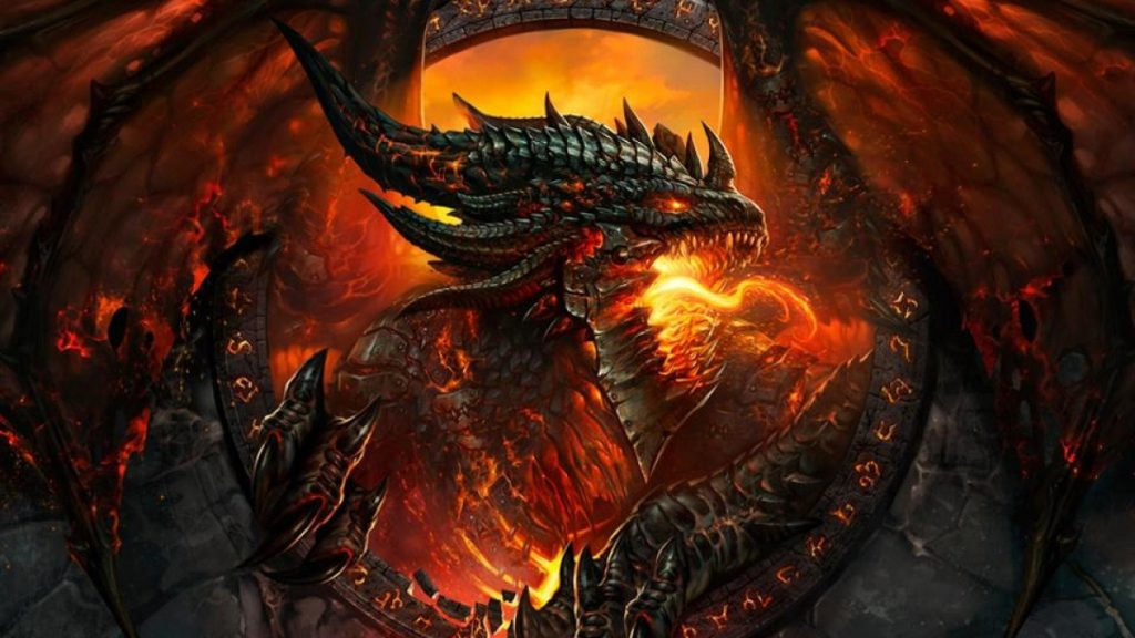WoW Deathwing Wallpaper