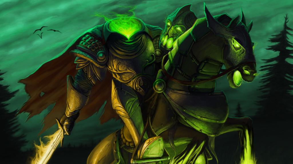 WoW Schlotternächte Kopfloser Reiter 2