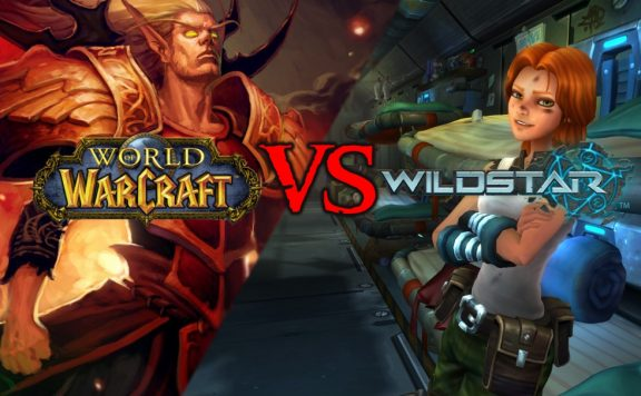 WoW vs WildStar Header Small