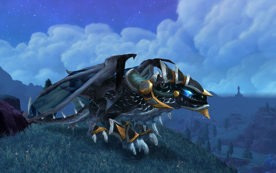 World of Warcraft timeless drake
