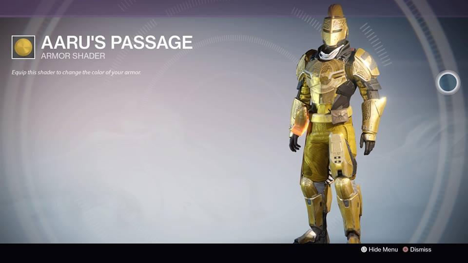 Aaru's Passage