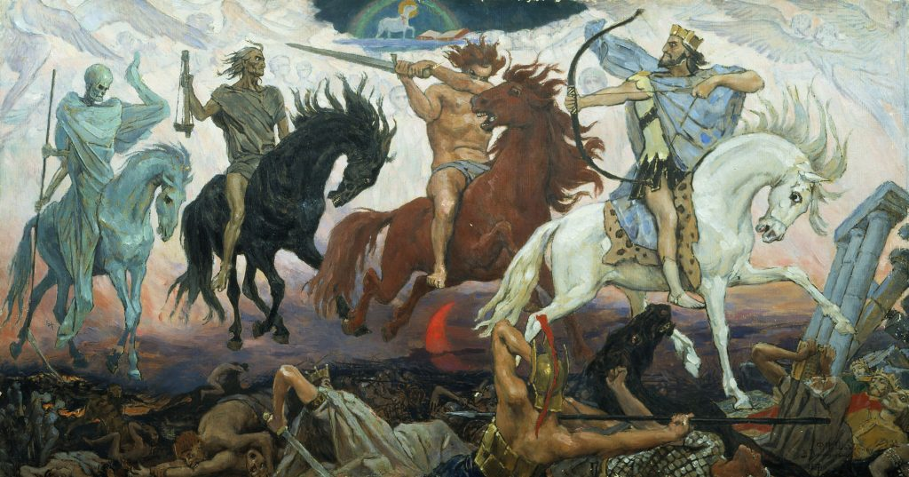 Apokalyptischen Reiter