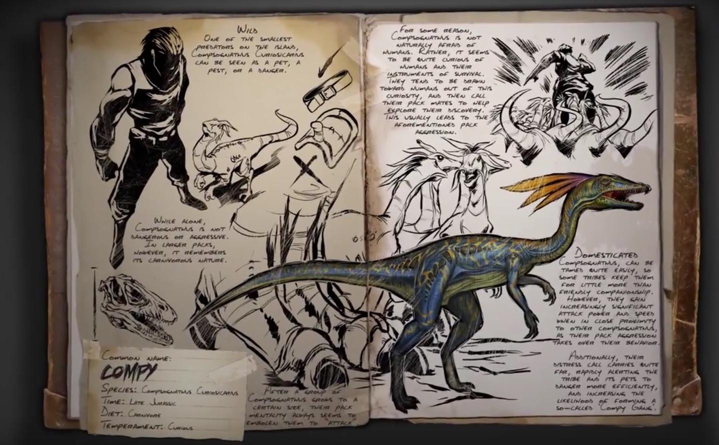 ARK: Alleine niedlich, in der Gruppe tödlich - die Minisaurier kommen!