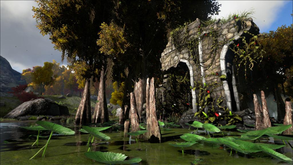 Ark zone swamp