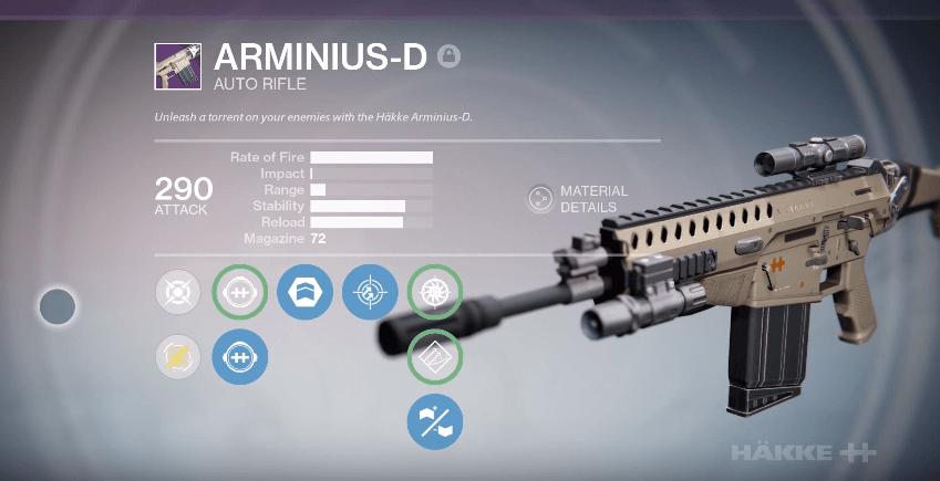 Arminius-D