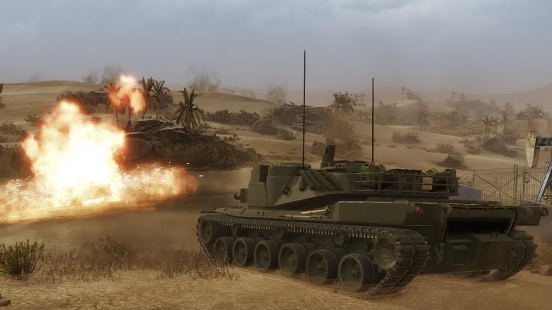 Armord-Warfare-Tank