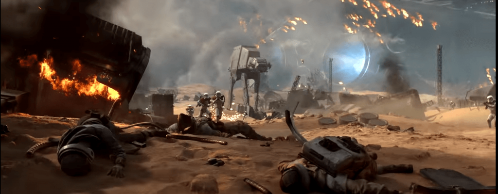 Star Wars Battlefront: Kostenloses Update bringt Zuschauer-Modus, Rank-Cap 60, Hutten-Verträge
