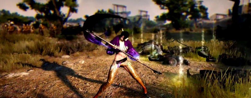 Black Desert: Die Awakening-Waffe der Sorceress senst alles nieder!