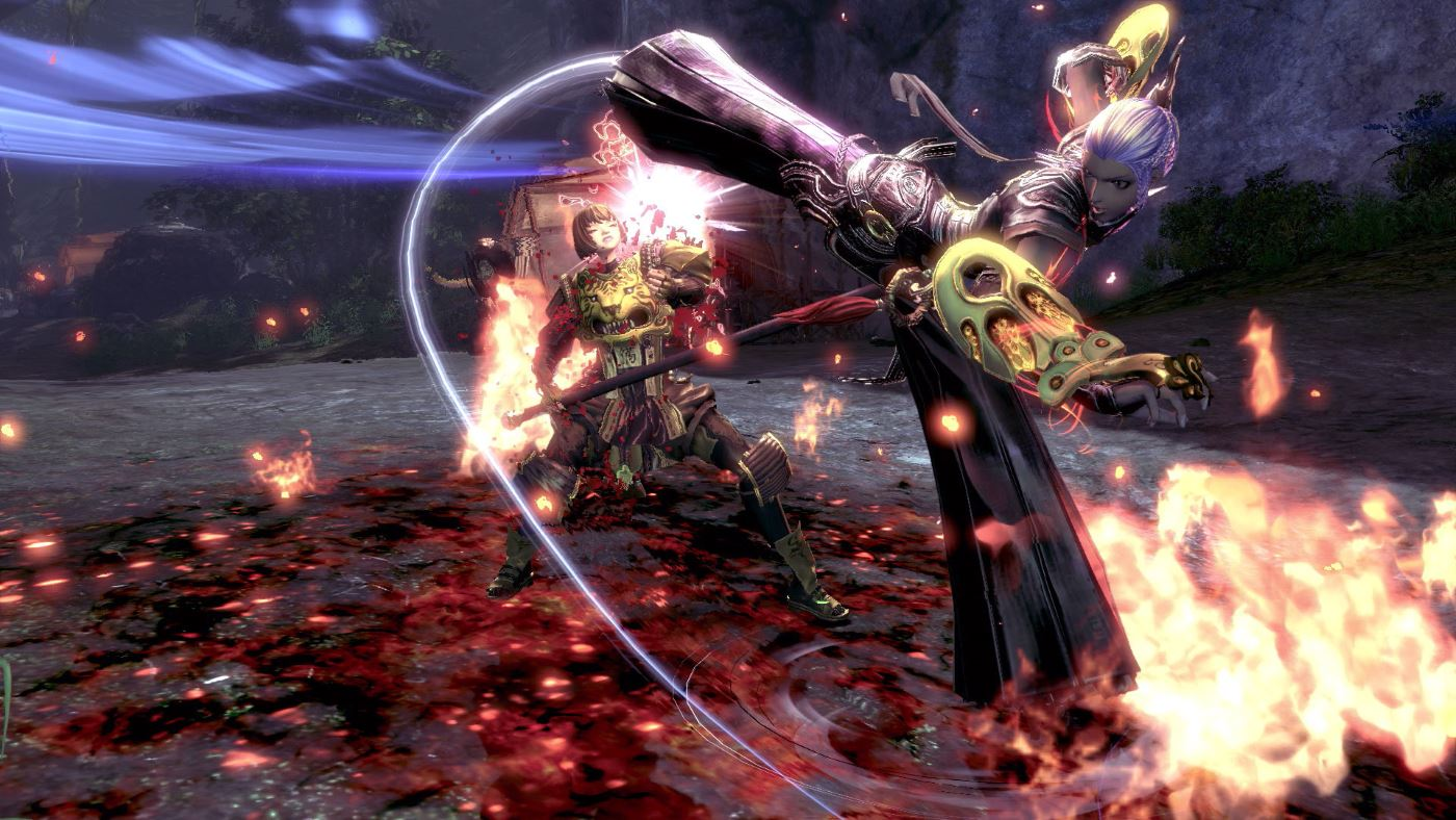 Blade and Soul Kungfu Master
