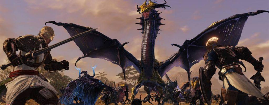 1. News nach der Krise: MMORPG Bless kriegt neue Rasse, startet mit weiteren Tests