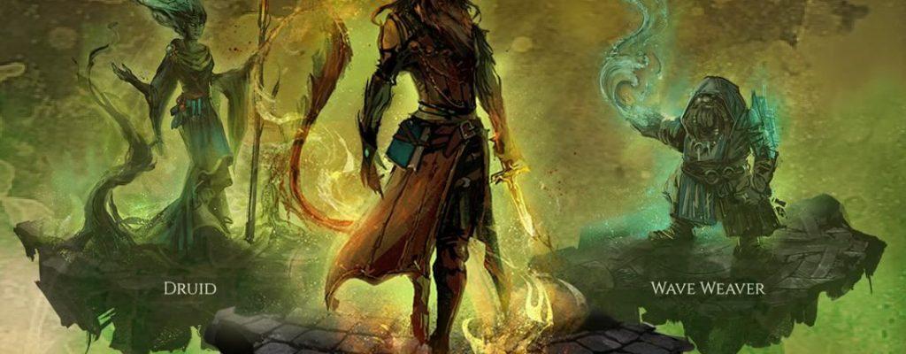 Camelot Unchained: Lasst euch von den neuen Magier Klassen verzaubern
