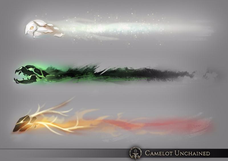 Camelot Unchained Morrigan Zauber
